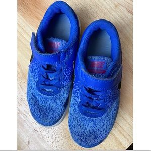 Nike  Kids 13.5C 6yrs. old blue Sneakers